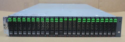 Fujitsu Eternus DX 24-Bay 20x 146GB 2x 300GB 2.5 SAS HDD Expansion Unit ETLDE2BG